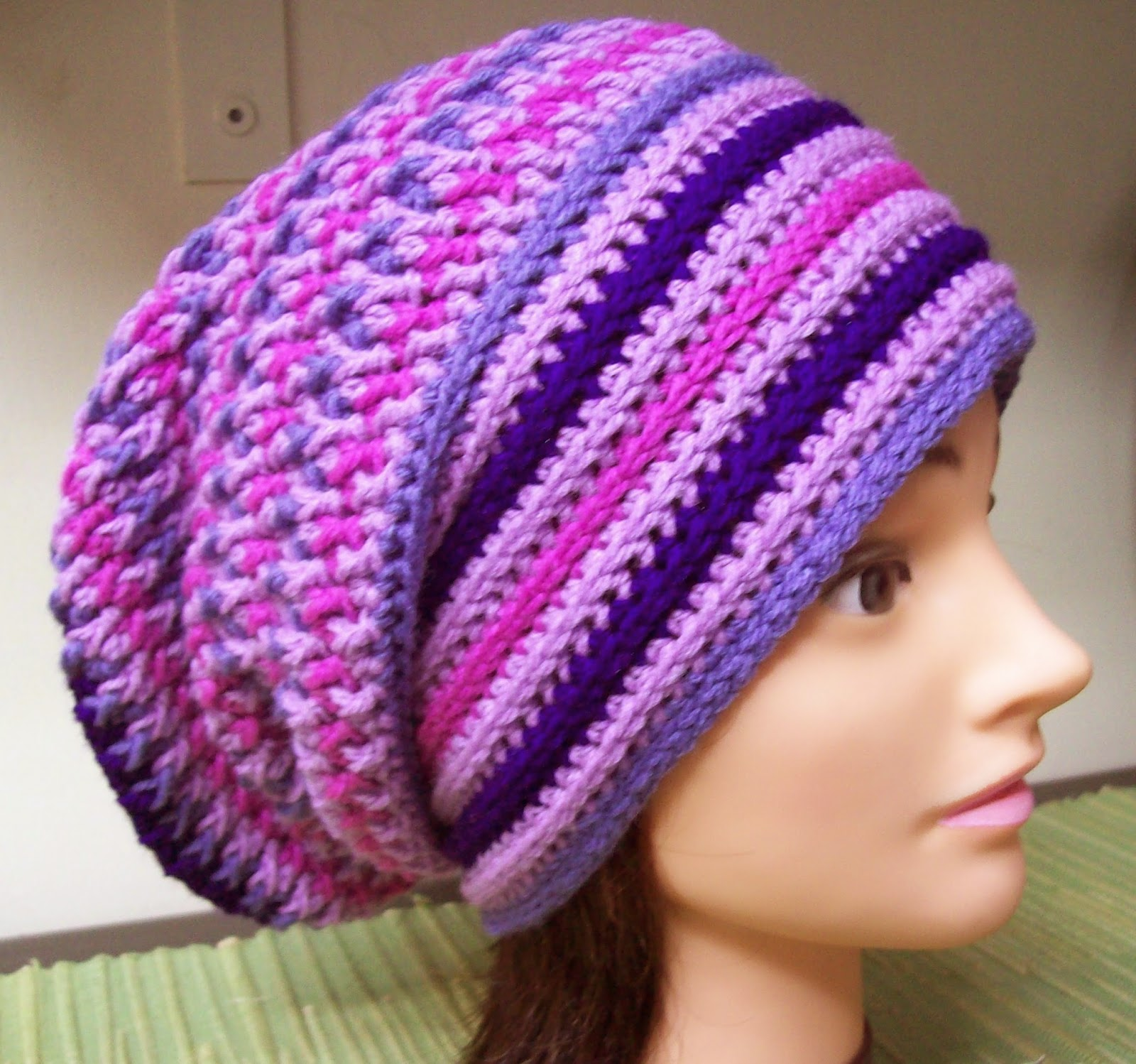 Free crochet patterns by cats rockin crochet two faces free crochet hat patterns bankloansurffo Image collections