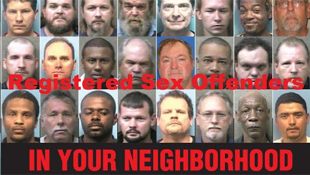 List ny offender sex