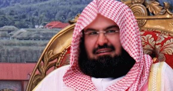 Syekh Al Sudais Kembali Jabat Pimpinan Umum Urusan Masjidil Haram dan Masjid An-Nabawi