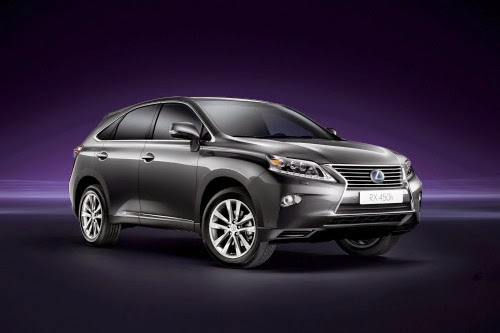 2013 Lexus RX 450h Owners Manual Pdf