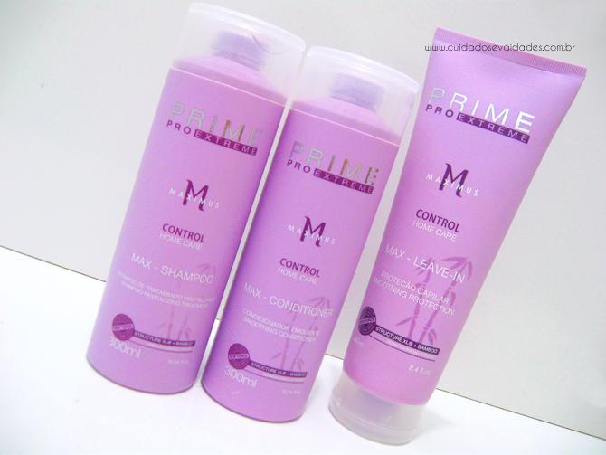 Shampoo, Condicionador e Leave-in Primer Pro Extreme