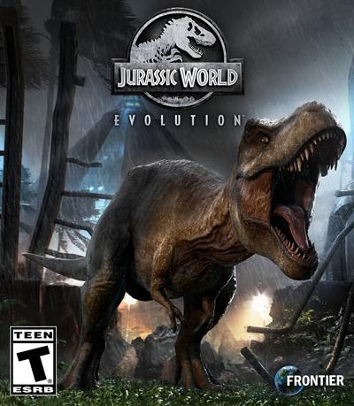 โหลดเกมส์ Jurassic World Evolution