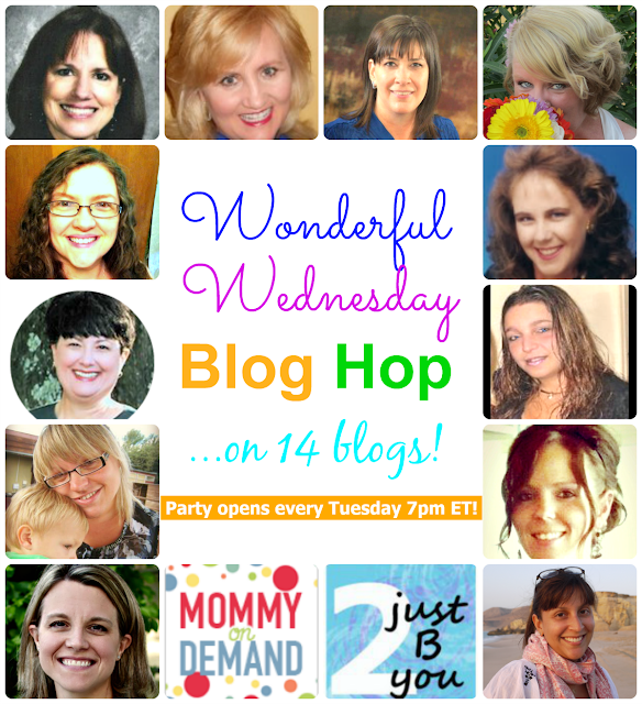 Wonderful Wednesday Blog Hop #39