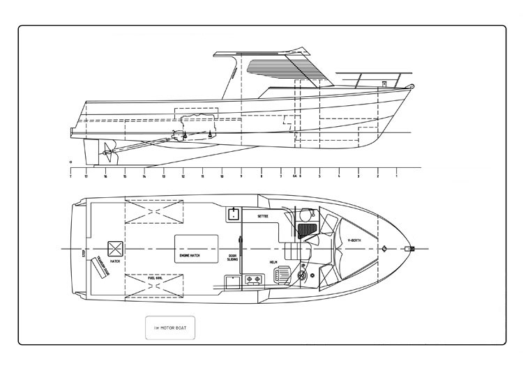 Work Boat Designs ~ My Boat Plans