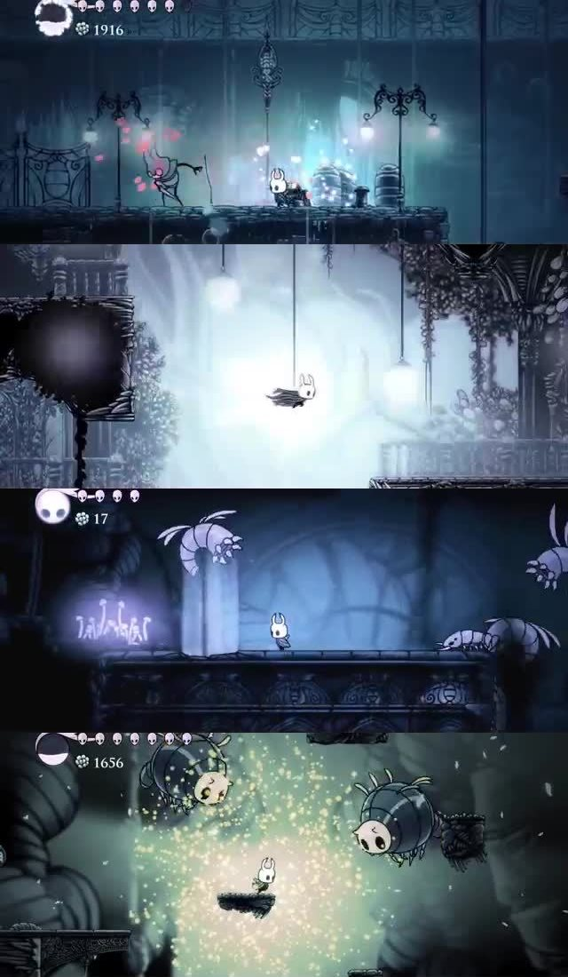 50 UPCOMING NINTENDO SWITCH GAMES OF 2018 20. Hollow Knight
