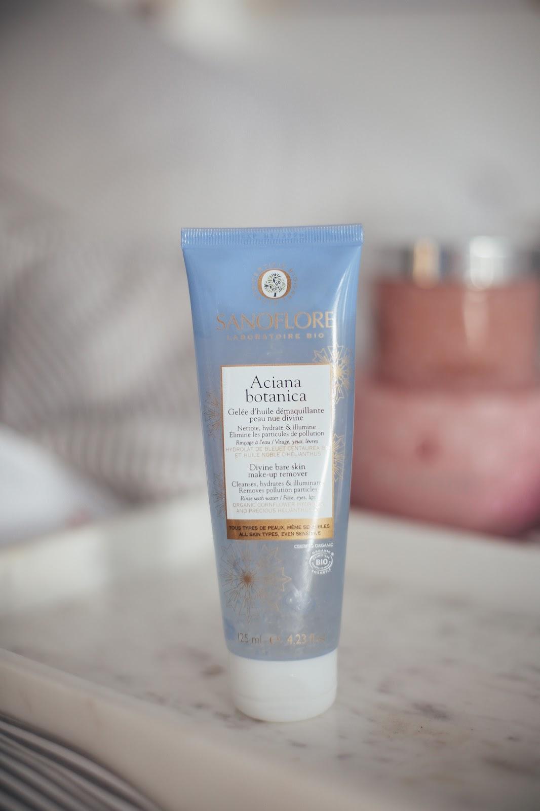 Sanoflore Aciana Botanica Divine Bare Skin Gelée Makeup Remover