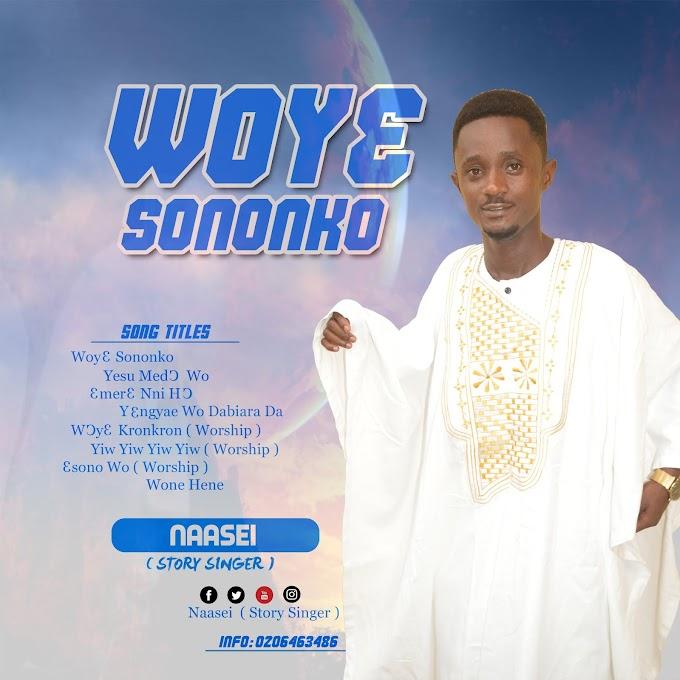 Naasei - Woye Sononko (Full Album)