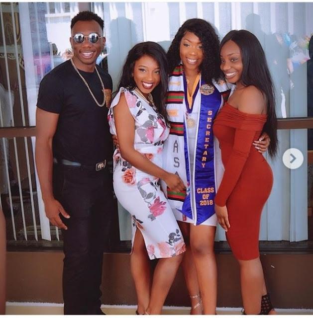 #BBNaija: See Avala, Her Brothers And Lookalike Sisters
