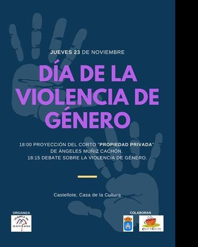 Día de la Violencia de Género