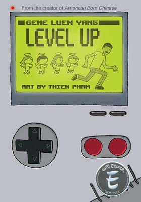 Level Up, by Gene Luen Yang