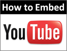 Embed Youtube