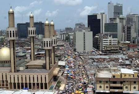 Lagos, Maior cidade da Nigéria