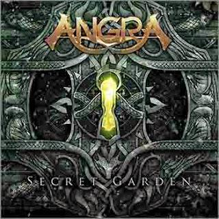 """Ο δίσκος των Angra """"Secret Garden"""""""