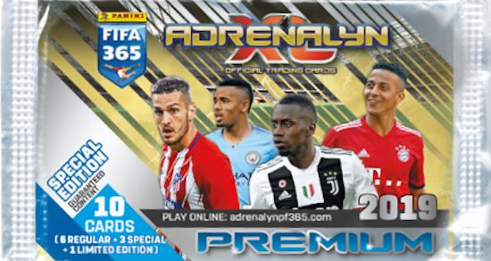 Juventus Turin Sticker 235 a//b Panini FIFA365 2019 Douglas Costa