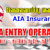 Data Entry Operator - G.C.E (A/L) Qualifications