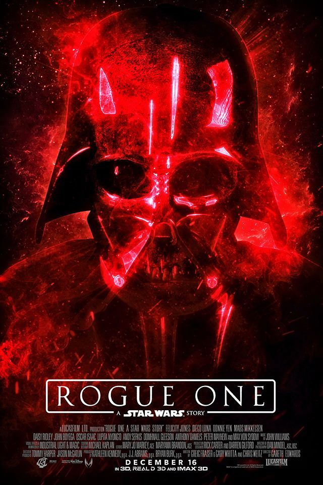 Darth Vader: poster star wars rogue one darth vader ...