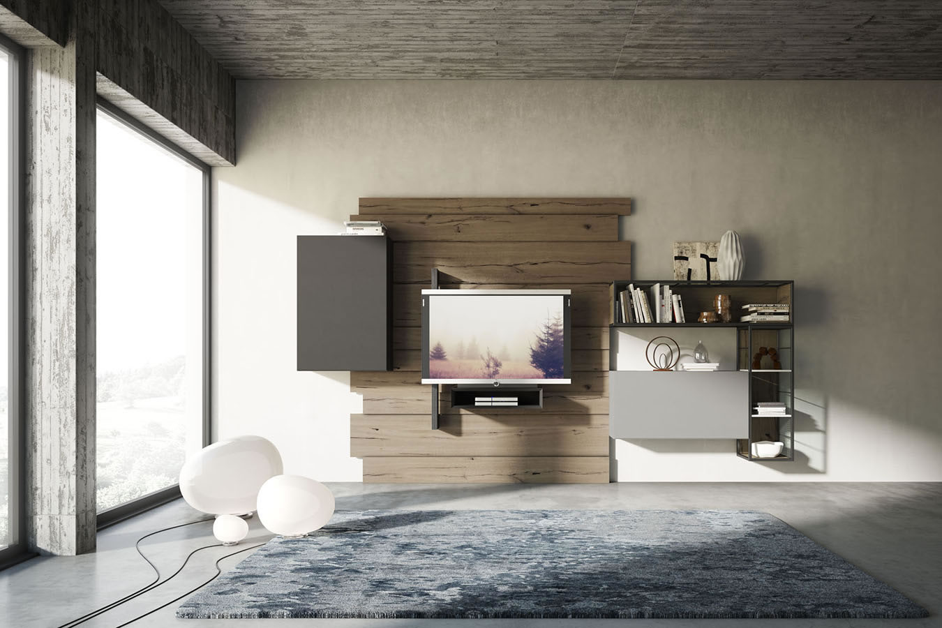 Modern Sofa Italian Design : ... Italian wall units with a vintage flair, new Italian furniture designs