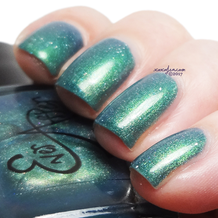 xoxoJen's swatch of Ever After: One Song Glory