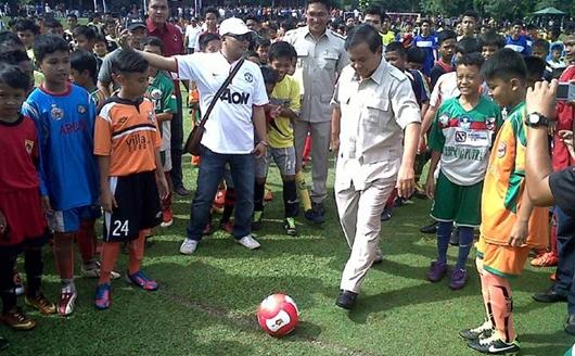 Bicara Penghematan Negara, Prabowo: Saya Kurang Setuju Asian Games