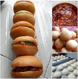 Resepi Burger Malaysia Sedap Mudah Lembut Sukatan Cawan