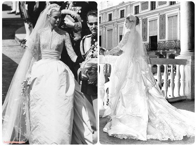 Casamento da Grace Kelly