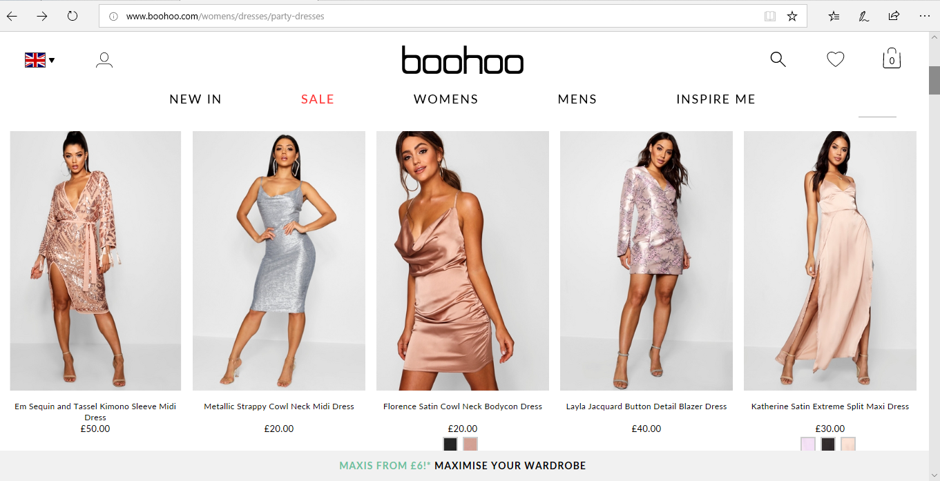 ca22fedaeb3ea Boohoo is a website I literally hate shopping on. Although everything I've  ever ordered from there I have actually genuinely liked.