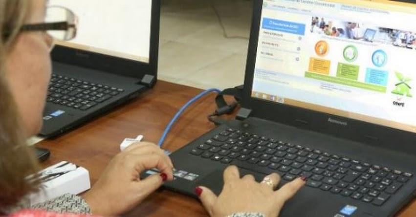 ONPE comparte exitoso Sistema de Gestión Documentaria con otras instituciones públicas - www.onpe.gob.pe