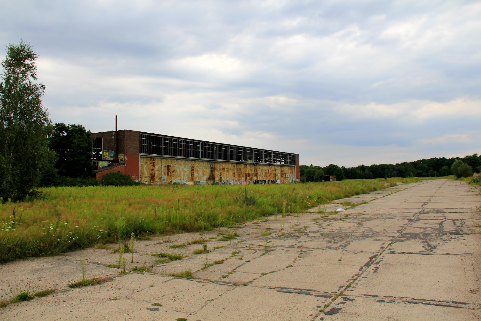 Berlin Abandoned Airport