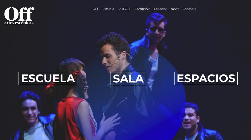 La Sala de teatro OFF en Valencia presenta una programación mágica para el mes de abril