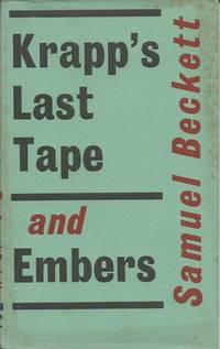 Krapp's Last Tape by Samuel Beckett | The Medusa vs  The