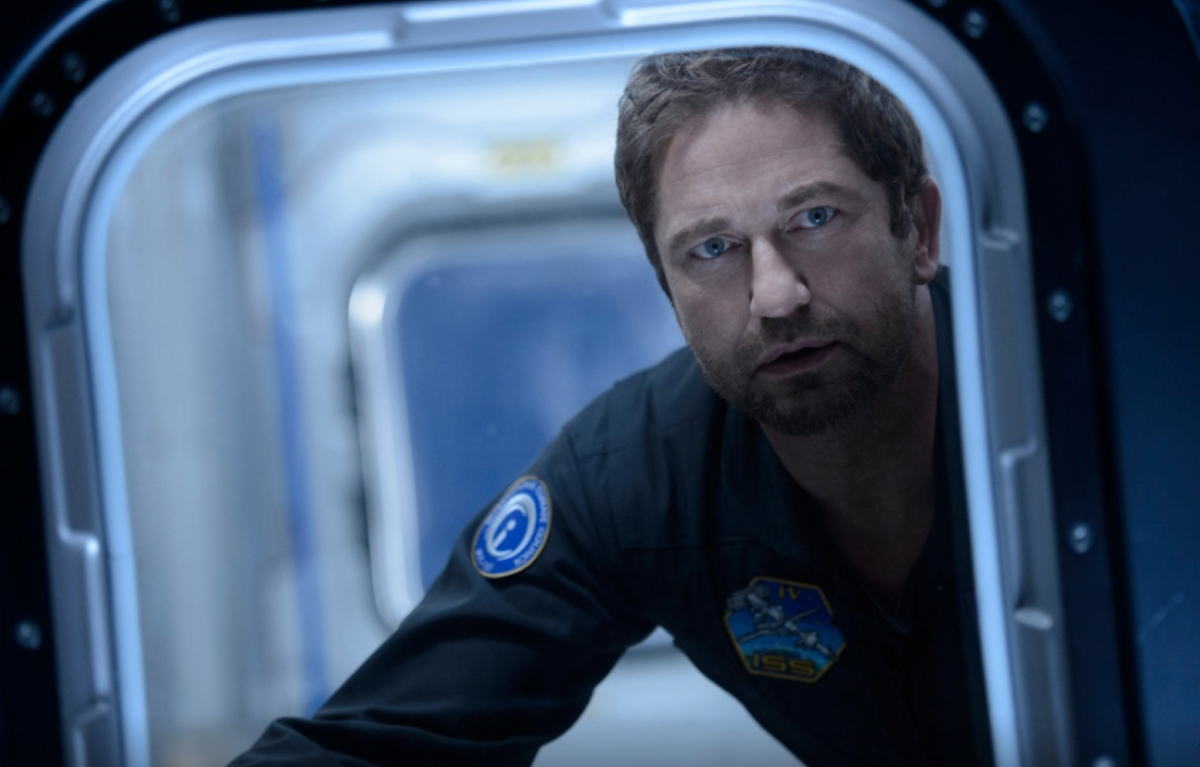 Movie Review Geostrom: Starring Gerard Butler