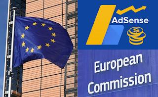 غوغل ادسنس تتلقى غرامة من الاتحاد الاوروبي بقيمة 1,49 مليار يورو