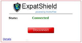 برنامج ExpatShield لتغير ال IP للمملكة المتحدة