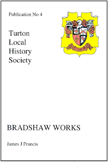 Turton Local History Society #4 - Bradshaw Works