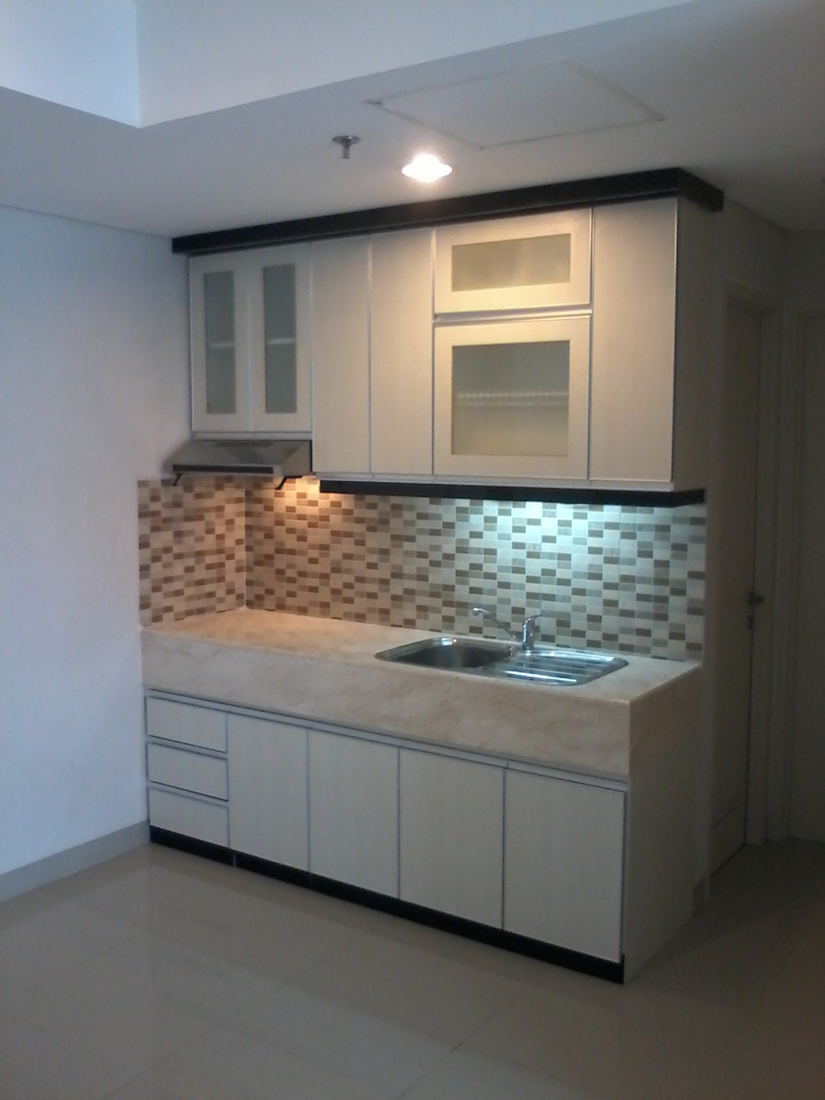 Jasa kitchen set jasa kitchen set apartemen di cikarang Kitchen setting pictures