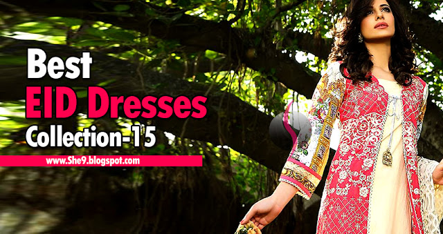 Best Latest Eid Dress Collection