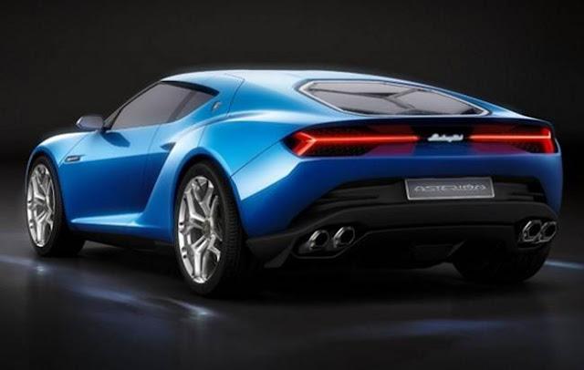 2017 Lamborghini Asterion Redesign