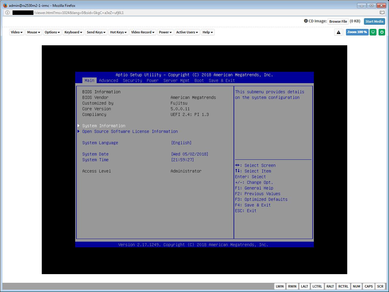 irmc s4 license key download