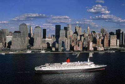 Un crucero transatlántico - Foto: www.elpais.com