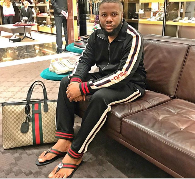 Between Hushpuppi and some of his haters