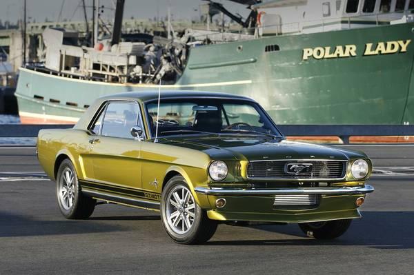 1966 Mustang GT140T