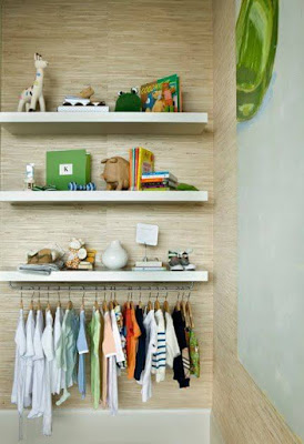Wall Shelf With Hanging Rod 23 ways wall shelf, 72 designs, which one your flava? - interior