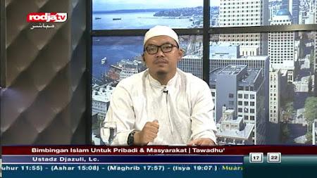 Frekuensi siaran Rodja TV di satelit Palapa D terbaru