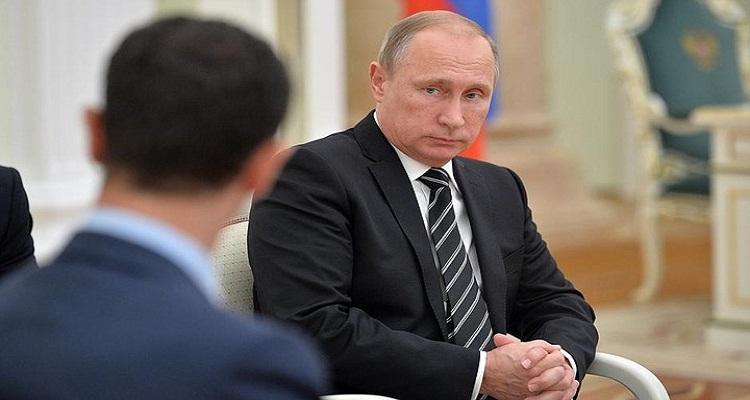 صحيفة معاريف الإسرائيلية تكشف كواليس خطيرة عن زيارة الأسد السرية لموسكو