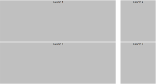 bootstrap 3 grid classes example