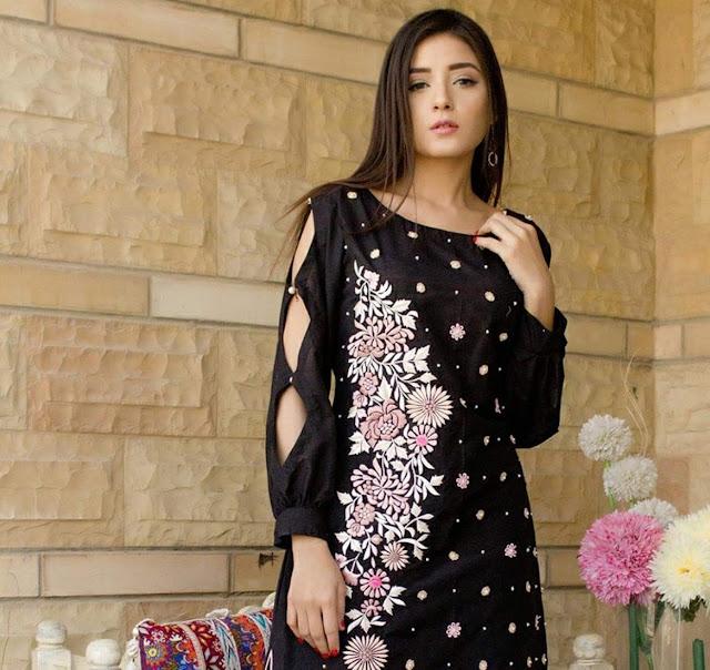 Fashion New Fashion Kurti Design Images 2019
