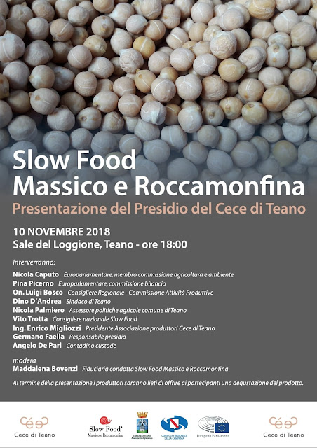 Slow Food Massico e Roccamonfina