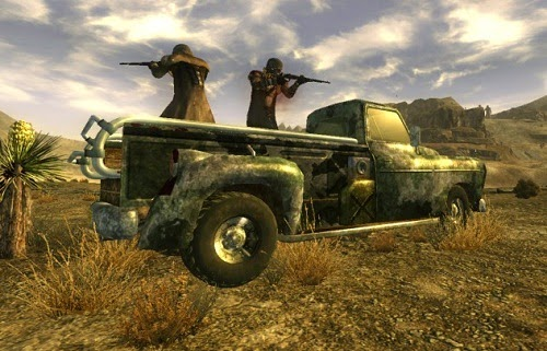 Most Popular Drivable Vehicle Mods for Fallout: New Vegas