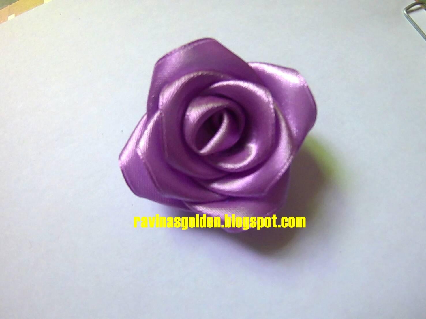 Ravina's Golden : Cara Mudah Membuat Bunga Cantik Dari ... - photo#36