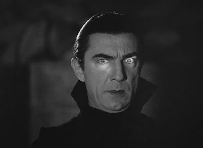 Dracula 1931 movie still Bela Lugosi